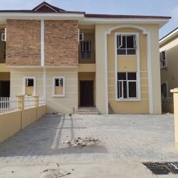 4 bedroom Semi Detached Duplex House for sale Pinnock beach estate Osapa london Lekki Lagos