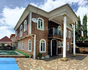 5 bedroom Detached Duplex for sale Inside Estate Sangotedo Ajah Lagos