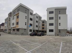 3 bedroom Shared Apartment Flat / Apartment for rent Orchid Road Inside Estate chevron Lekki Lagos