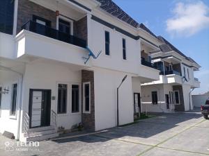 4 bedroom Semi Detached Duplex House for rent Oral Estate chevron Lekki Lagos