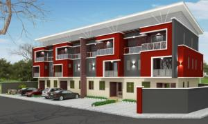 4 bedroom Semi Detached Duplex for sale Millennium Estate New garage Gbagada Lagos