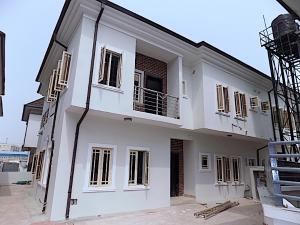 4 bedroom Semi Detached Duplex House for sale ologolo Jakande Lekki Lagos