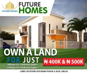 4 bedroom Residential Land for sale Off Centenary City, Kuje Abuja