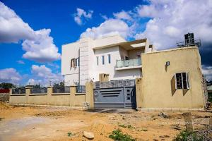 4 bedroom Residential Land Land for sale Located Idu Industrial layout Sharing boundary with the Train Station Idu Abuja