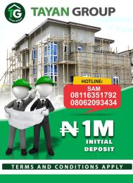 3 bedroom Residential Land Land for sale Tayan City Idu Idu Abuja
