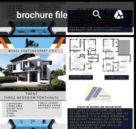 3 bedroom Residential Land Land for sale Mshel Contemporary is behind Trade more estate  Idu Abuja