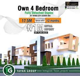 4 bedroom Residential Land Land for sale Ryan city is sharing Bundary IDU train station  Idu Abuja