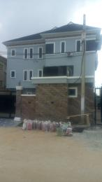 3 bedroom Blocks of Flats House for rent Estate cement by mongoro ikeja Mangoro Ikeja Lagos