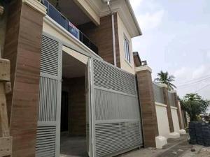 4 bedroom Detached Duplex House for sale Agege abule egba Abule Egba Abule Egba Lagos