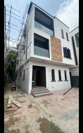 4 bedroom Detached Duplex for sale Gated Estate Off Awolowo Way Ikeja Awolowo way Ikeja Lagos