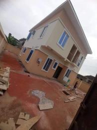 5 bedroom Detached Duplex House for sale Gated estate ipaja close to gowon Egbeda Egbeda Alimosho Lagos