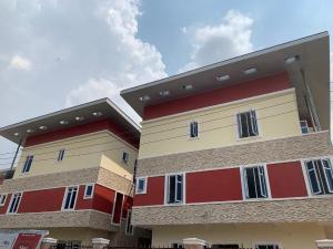 5 bedroom Semi Detached Duplex House for rent Gated estate adeniyi Jones Adeniyi Jones Ikeja Lagos