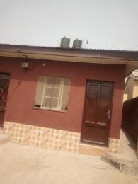 1 bedroom mini flat  Mini flat Flat / Apartment for rent Arepo via ojodu Berger Ojodu Ogun