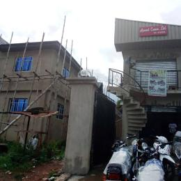 Office Space Commercial Property for rent olomi main road beside oando filling station Olomi Ibadan Oyo
