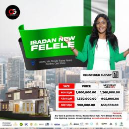 Residential Land Land for sale - Ibadan Oyo