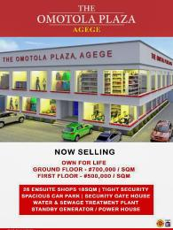 Commercial Property for sale Agege Lagos