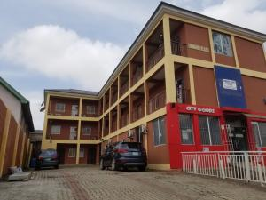 1 bedroom mini flat  Office Space Commercial Property for rent century Ago palace Okota Lagos