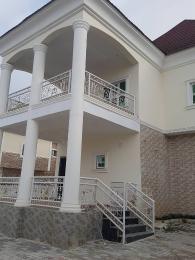 4 bedroom Detached Duplex House for sale Kafe Life Camp Abuja