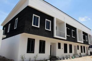4 bedroom Terraced Duplex for sale Opposite Crown Estate Sangotedo Sangotedo Ajah Lagos