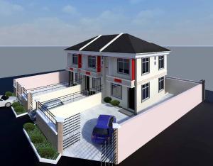 2 bedroom Terraced Duplex House for sale Harmony Estate Langbasa Ado Ajah Lagos