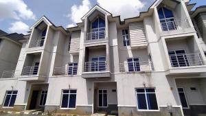 4 bedroom Terraced Duplex for rent Nizamiye Turkish Hospital Idu Abuja