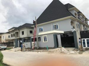 4 bedroom Terraced Duplex House for rent Penisula Garden Estate, Few Houses Away From Police Post Peninsula Estate Ajah Lagos