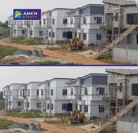 3 bedroom Semi Detached Duplex House for sale Amen estate phase 2 Eleko Ibeju-Lekki Lagos