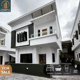 4 bedroom Detached Duplex House for sale Palm City Estate Ajah Lagos