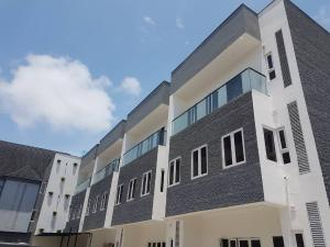 4 bedroom Terraced Duplex House for rent Platinum Way chevron Lekki Lagos