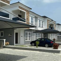 4 bedroom Terraced Duplex House for sale Orchid hotel road by the 2nd toll gate  Ikota Lekki Lagos