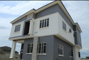 4 bedroom Detached Duplex House for sale Amen Estate Phase 2 Eleko Ibeju-Lekki Lagos
