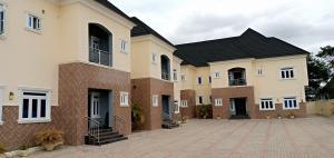 4 bedroom Terraced Duplex House for rent Close to Coza Church Guzape Abuja