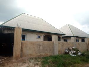 1 bedroom mini flat  Detached Bungalow House for rent Ikot Okubo by by Abak road Uyo Akwa Ibom