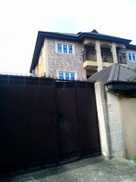 1 bedroom mini flat  Mini flat Flat / Apartment for rent Adams Obalateffe Estate cement Ikeja Mangoro Ikeja Lagos