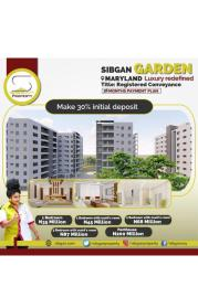 Blocks of Flats House for sale Sibgan Garden  Maryland Ikeja Lagos