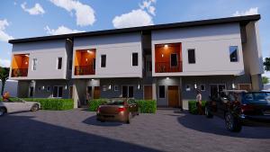 4 bedroom Terraced Duplex House for sale The Atlantic Boulevard,off Lekki-Epe Expressway Off Lekki-Epe Expressway Ajah Lagos