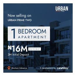 1 bedroom mini flat  Semi Detached Bungalow House for sale Ogombo Street Ogombo Ajah Lagos