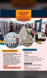 3 bedroom Detached Duplex House for sale Vintage park estate Jakande Lekki Lagos
