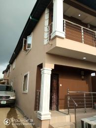 2 bedroom Penthouse Flat / Apartment for rent Ekoro road  Abule Egba Abule Egba Lagos