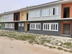 2 bedroom Terraced Duplex House for sale Oribanwa  Off Lekki-Epe Expressway Ajah Lagos