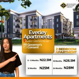 2 bedroom Massionette House for sale Lekki Palm Estate chevron Ajah Lagos