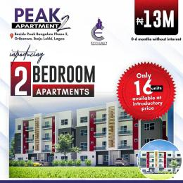 2 bedroom Mini flat for sale Peak Apartment 2 Oribanwa Ibeju-Lekki Lagos