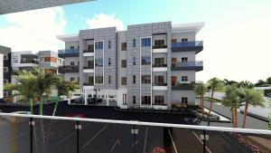 2 bedroom Blocks of Flats for sale Ovation Apartment Mobil Road, Behind Royal Garden Estate Ilaje Ajah Lagos