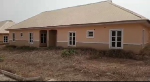 2 bedroom Semi Detached Bungalow House for sale Woodhill Estate Kuje Abuja