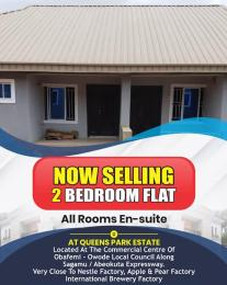 2 bedroom Semi Detached Bungalow House for sale Queens Park Estate Ofada Obafemi Owode Ogun
