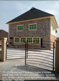 2 bedroom Semi Detached Duplex House for rent Kolapo Ishola Gra Akobo Ibadan Oyo