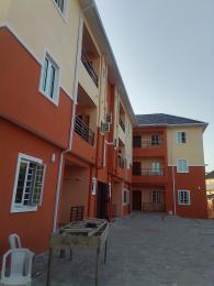 2 bedroom Blocks of Flats House for rent Peace Zone Estate Via Aptech Road Sangotedo Ajah Lagos
