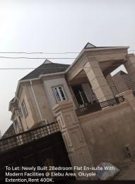 2 bedroom Flat / Apartment for rent Akuru area, Elebu Akala Express Ibadan Oyo
