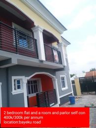 2 bedroom Self Contain Flat / Apartment for rent ONIMALU STREET  Igbogbo Ikorodu Lagos
