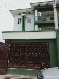 2 bedroom Flat / Apartment for rent Ajuwon Close To The Road Yakoyo/Alagbole Ojodu Lagos